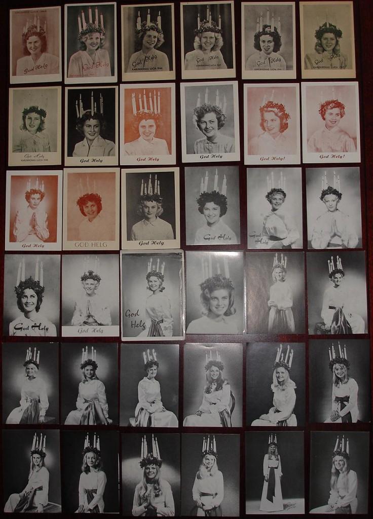 Alla Karlskronas lucior 1942-1977