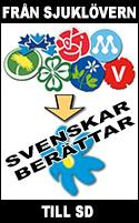 Från Sju(k)klövern till Sverigedemokraterna