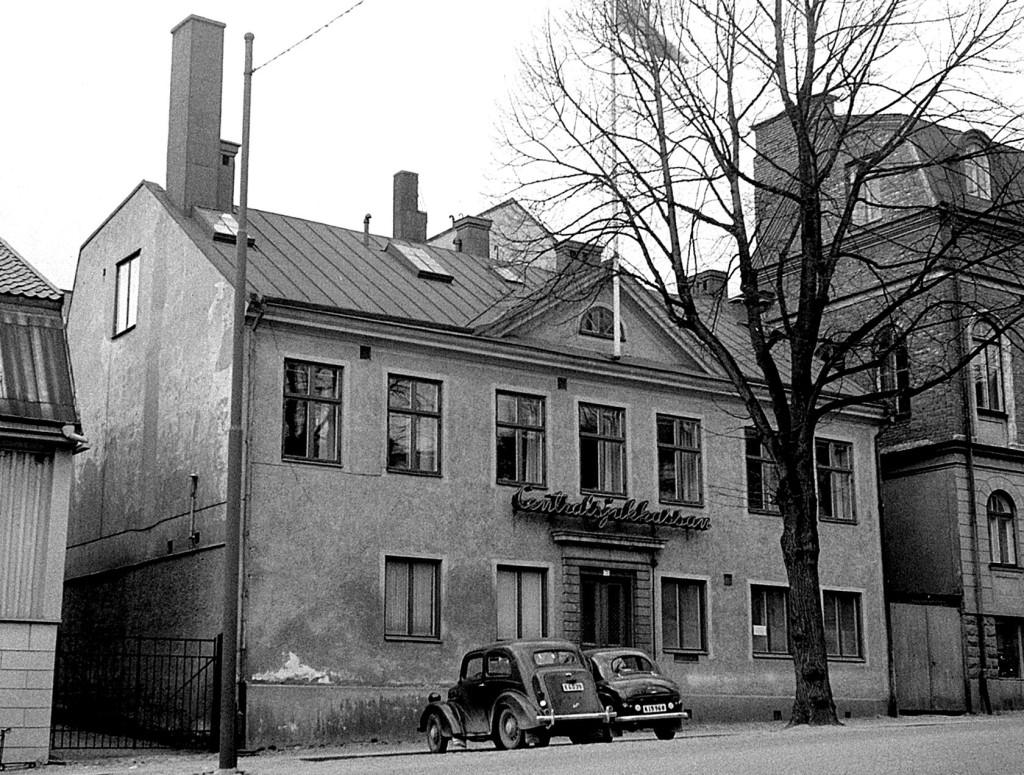 Centralsjukkassan - Karlskrona Stads Erkända Sjukkassa