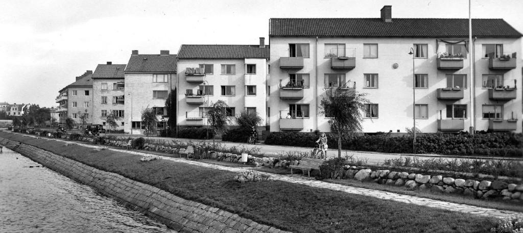 Pantarholmskajen cirka 1950