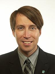 Richard Jomshof, riksdagsman för Sverigedemokraterna