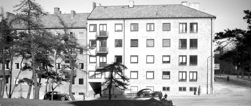 Södra Smedjegatan och Vallgatan