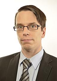Johnny Skalin, riksdagsledamot för Sverigedemokraterna