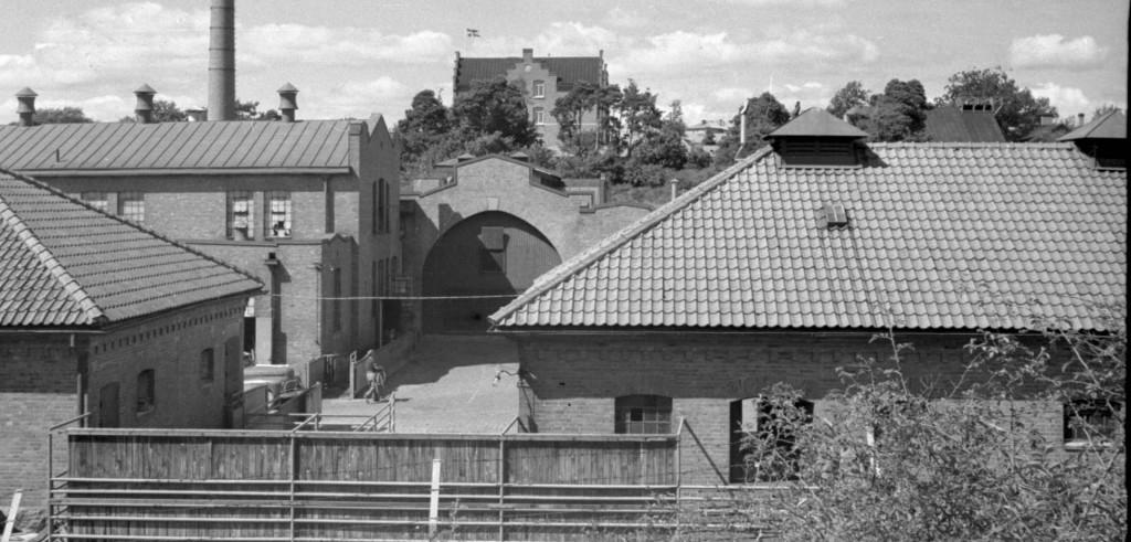 Gamla slakteriet vid Blå Port