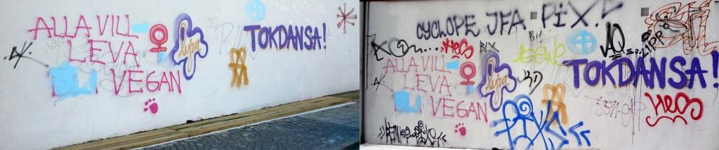 Tokdansa 2007 och 2013