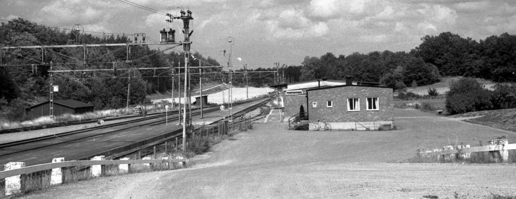 En gammal bild från Torskors