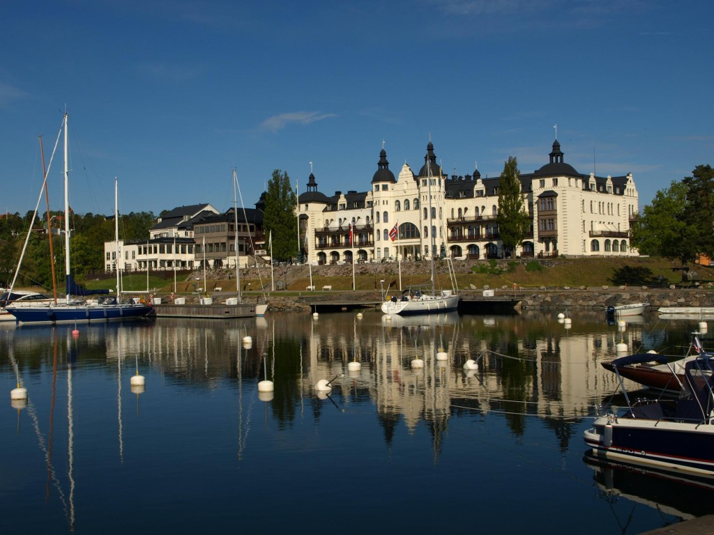 Boka semestern med Destination Stockholm