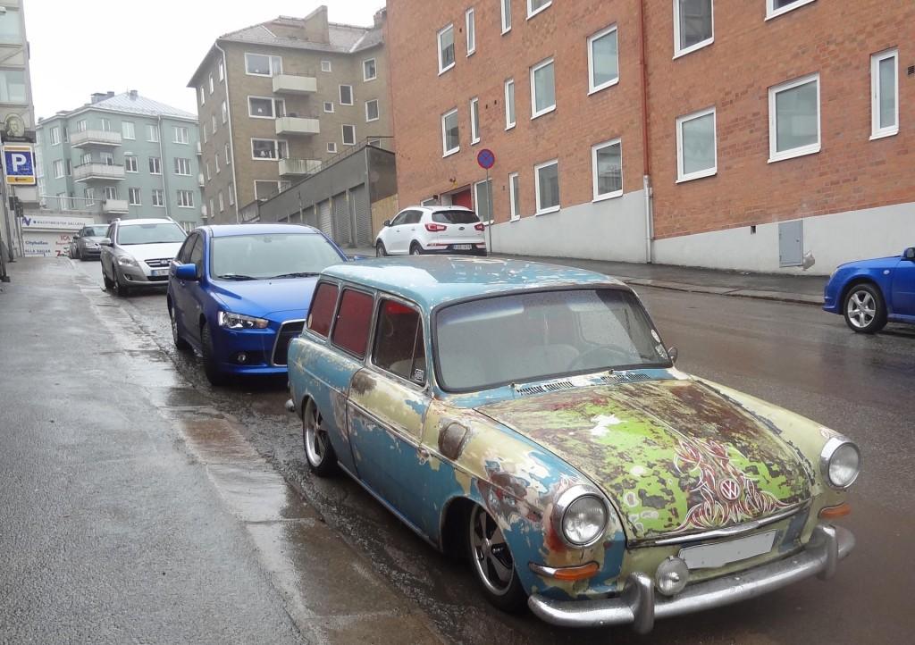 Dagens bil istället för Dagens bild