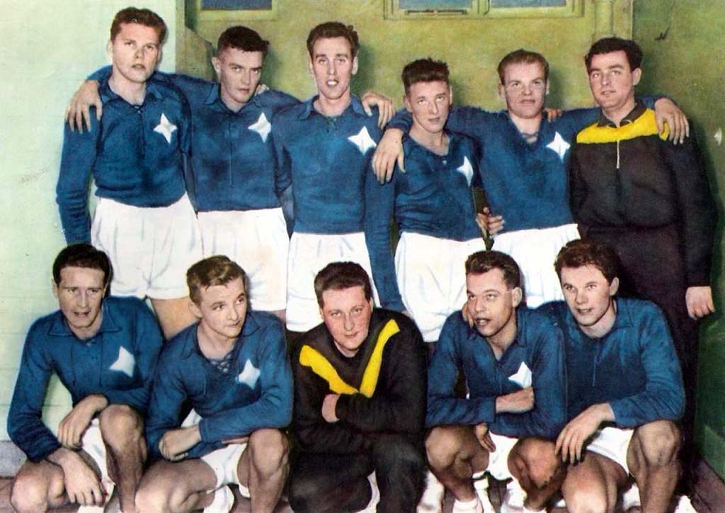 IFK Karlskrona 1958