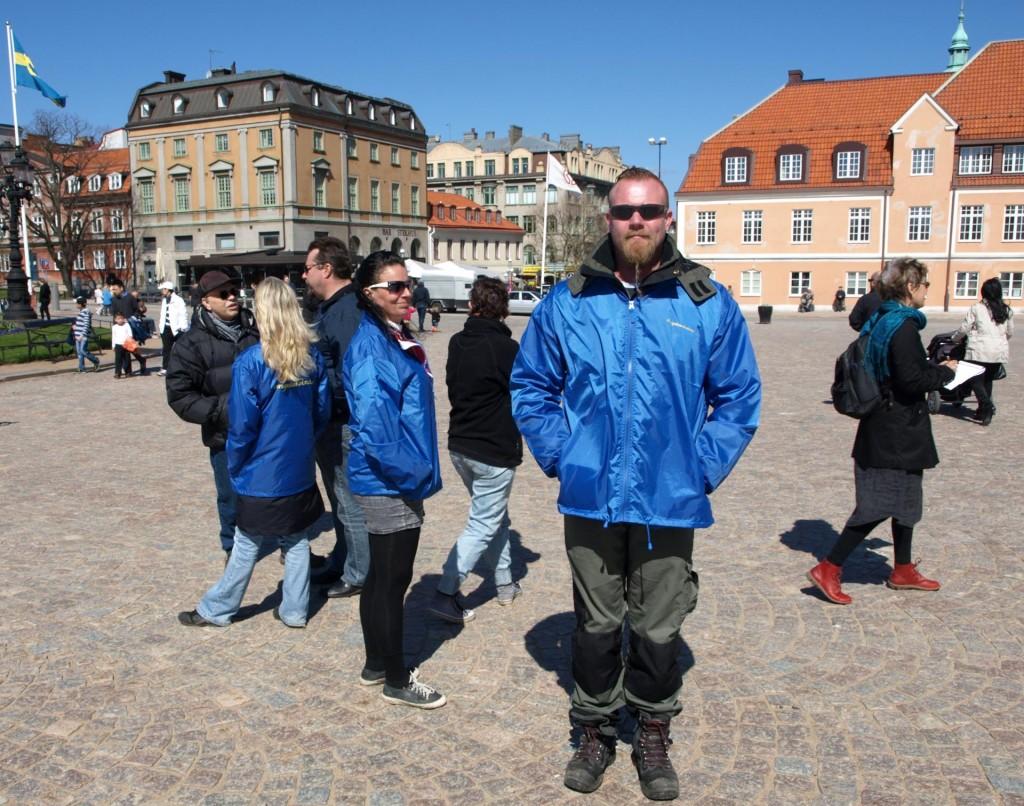 Sverigedemokraternas 1 maj 2013 i Karlskrona