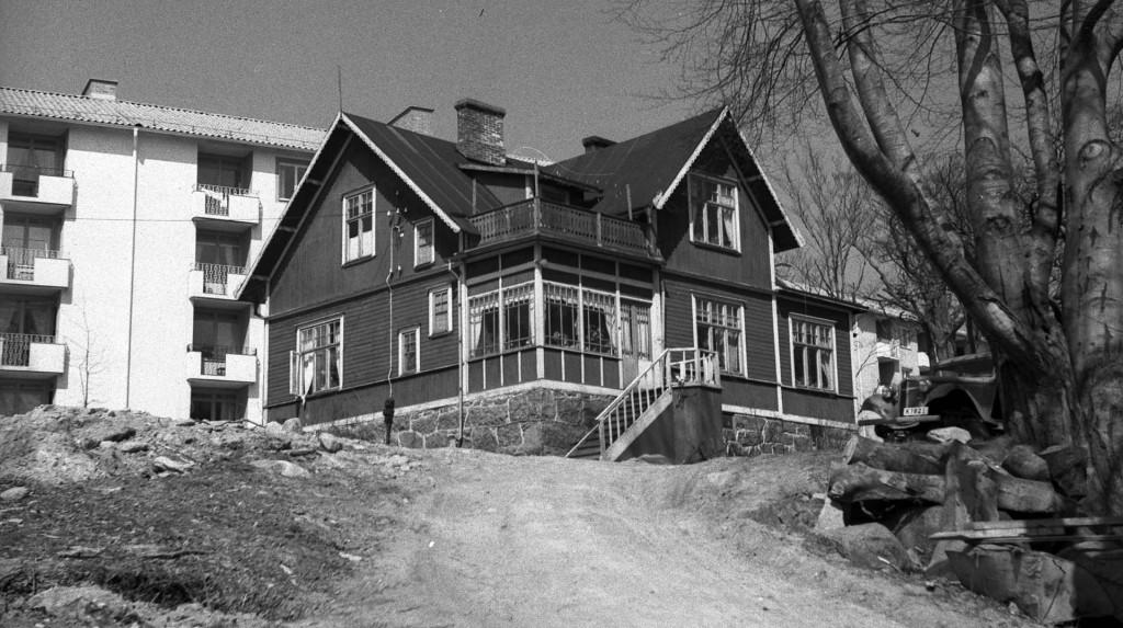 Villa Bokliden på Marieberg