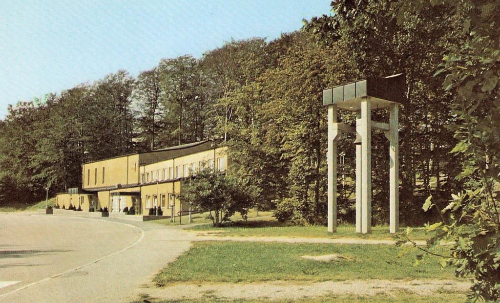 Kungsmarkskyrkan cirka 1970