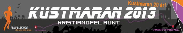 Spring i Kristianopel lördagen den 29 juni 2013!
