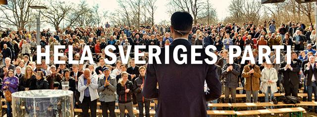 Sverigedemokraternas väljare är både mest lojala och minst osäkra!
