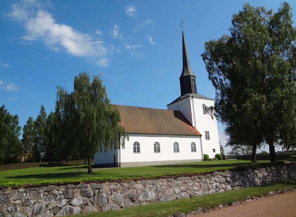 Sillhövda kyrka