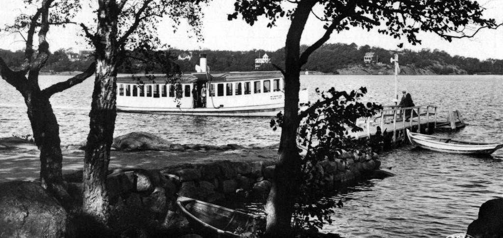 """""""Gustaf"""" vid Verköbryggan"""