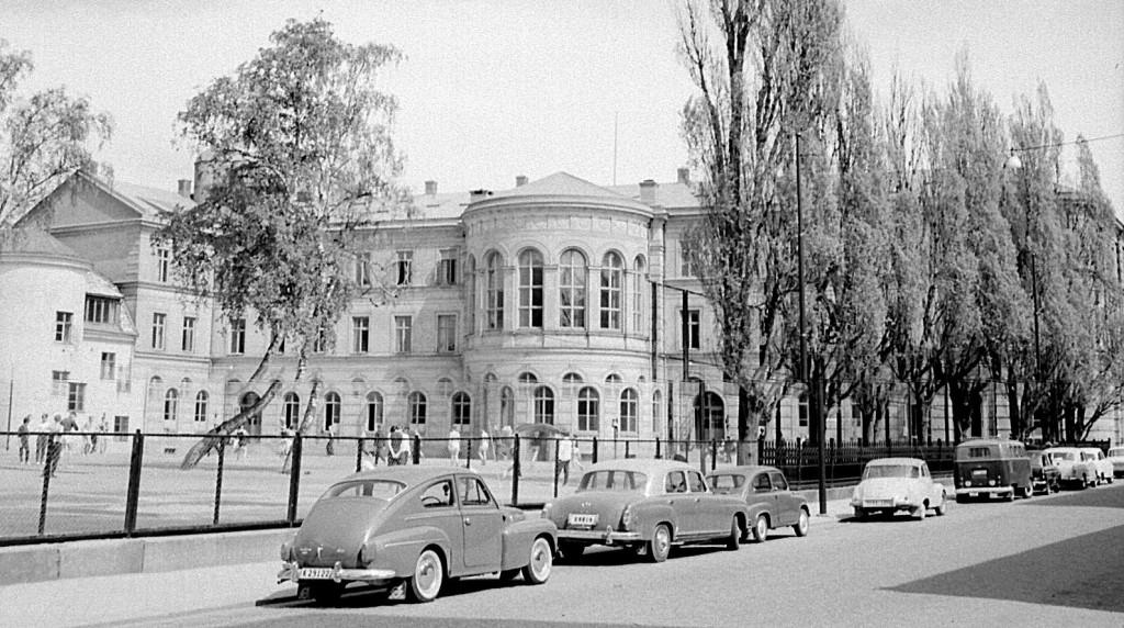 Läroverket kring 1960
