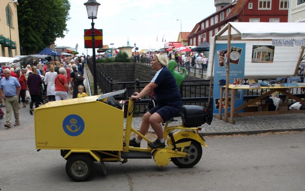 Ett mycket kort bildspel från Lövmarknaden torsdagen den 20 juni 2013