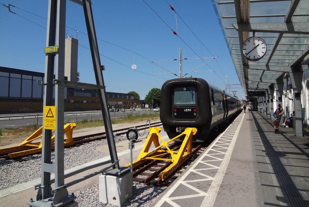 tåg kastrup till helsingör