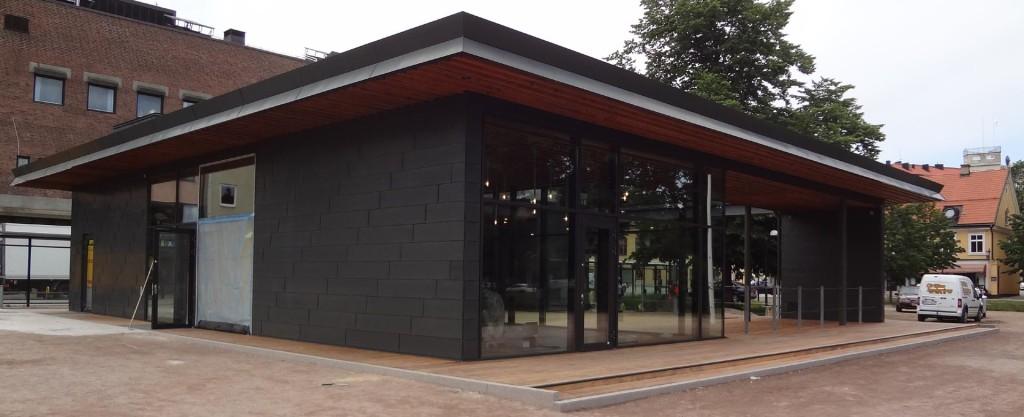Paviljongen i Hoglands park