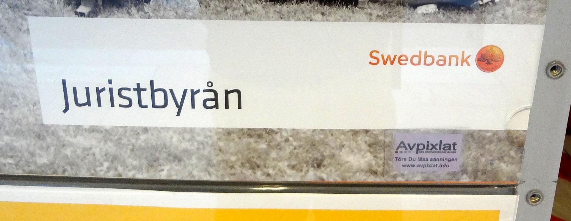 juristbyrån swedbank