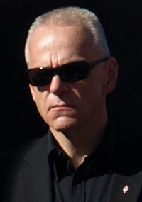 Karlskrona HK:s klubbchef Mats Johansson