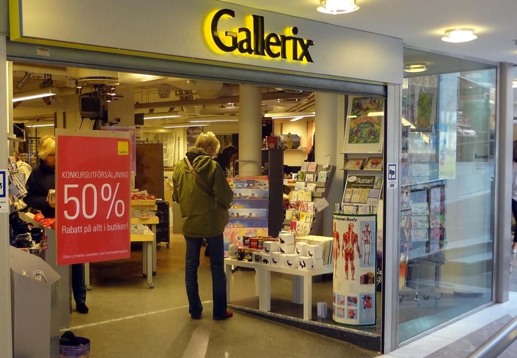 Gallerix i konkurs igen