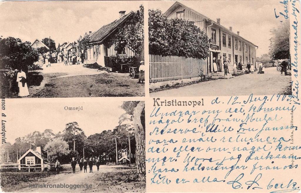 Kristianopel 1903