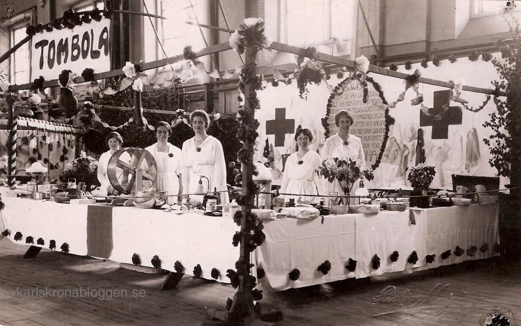 Rödakorsveckan 1921