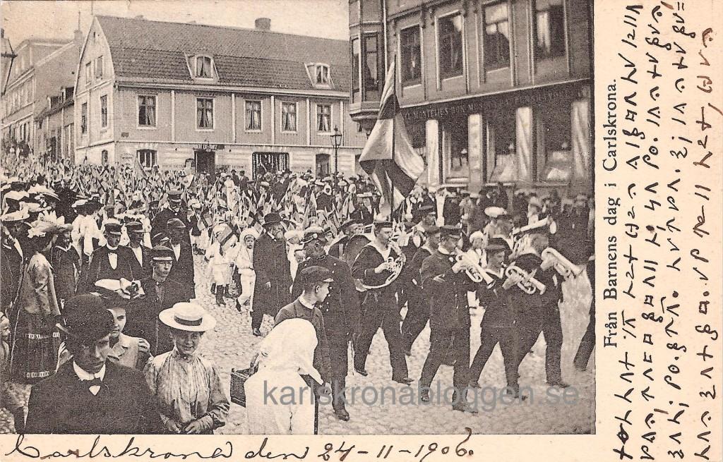 Barnens Dag 1906