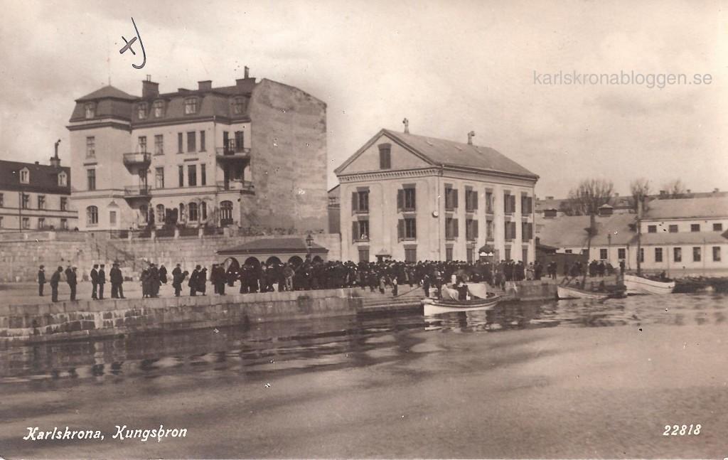 Kungsbron på 1920-talet