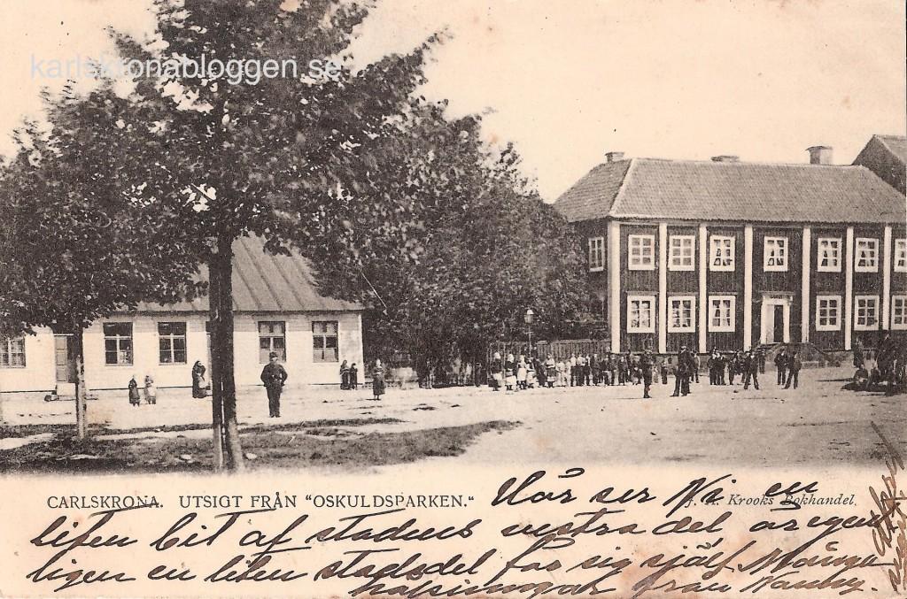 Oskuldsparken 1903