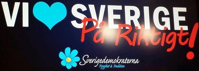 Vi älskar Sverige på riktigt