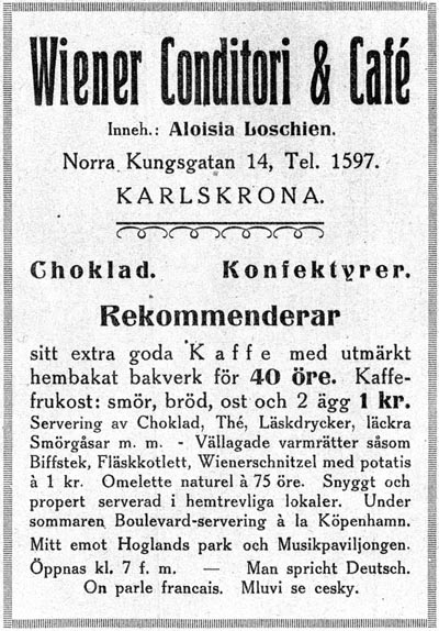 Wiener Conditori & Café