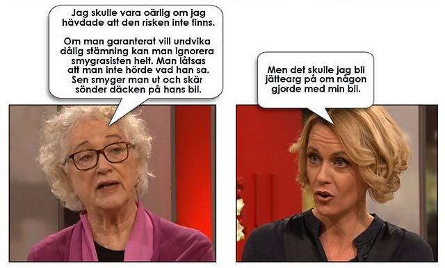 """""""Folkvettsexperten"""" Magdalena Ribbing uppfostrar vuxna svenskar"""