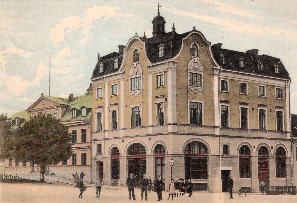 Stadskällaren 1909