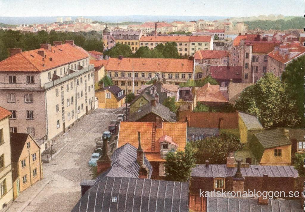 Urmakaregränd 1955