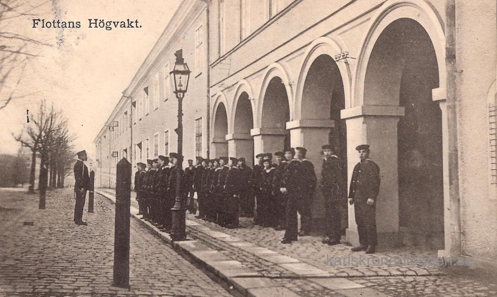Flottans Högvakt 1911
