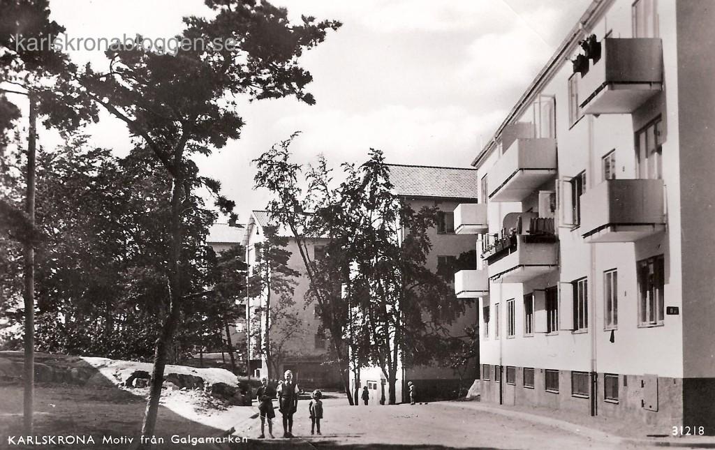 Galgamarken 1945