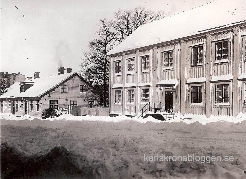 Snöbild från 1920-talet