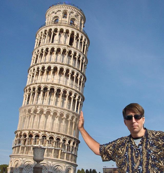 Richard Jomshof (SD) verkar vara den ende som vet hur man stoppar fallet av det lutande tornet i PISA-rankingen!