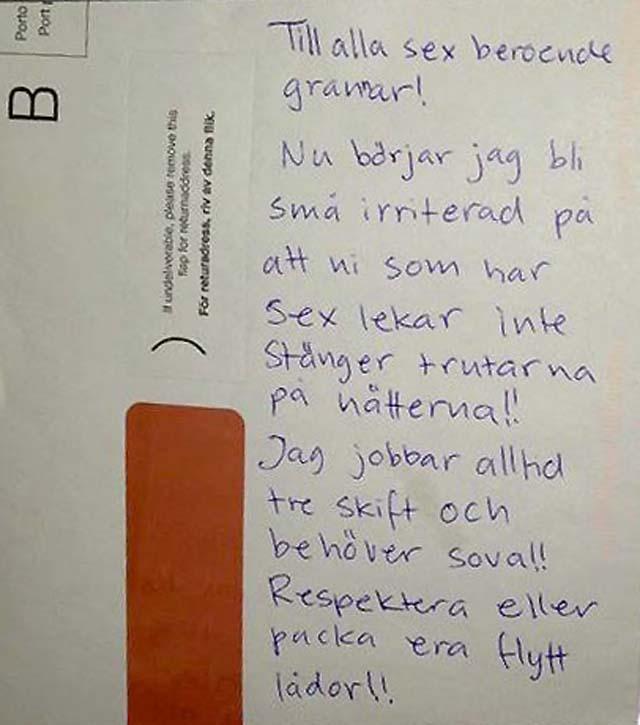 Sverige mot särskrivning