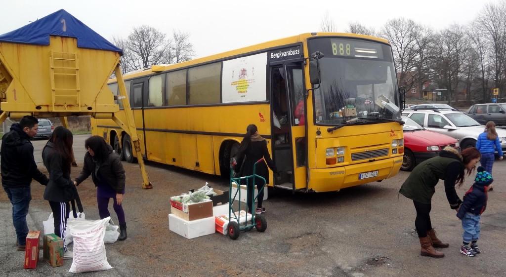 Asien Livs AB på besök i Karlskrona varje vecka