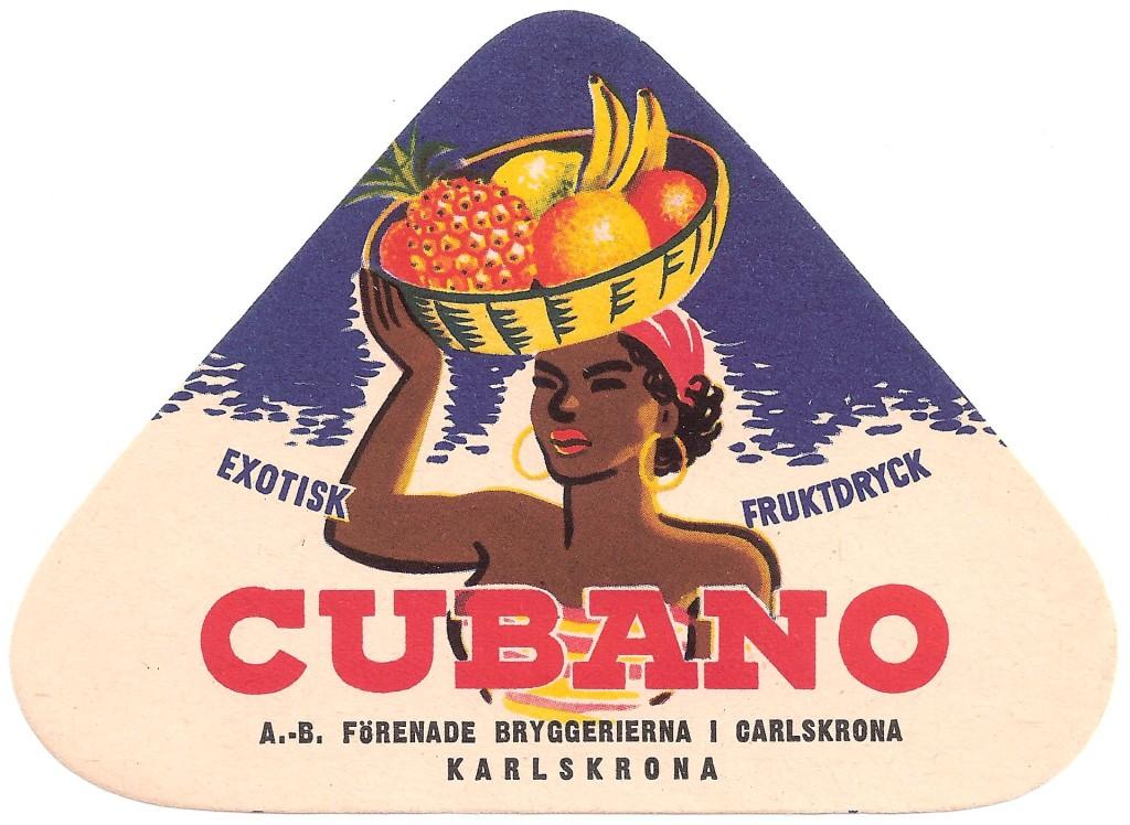 Cubano Exotisk Fruktdryck