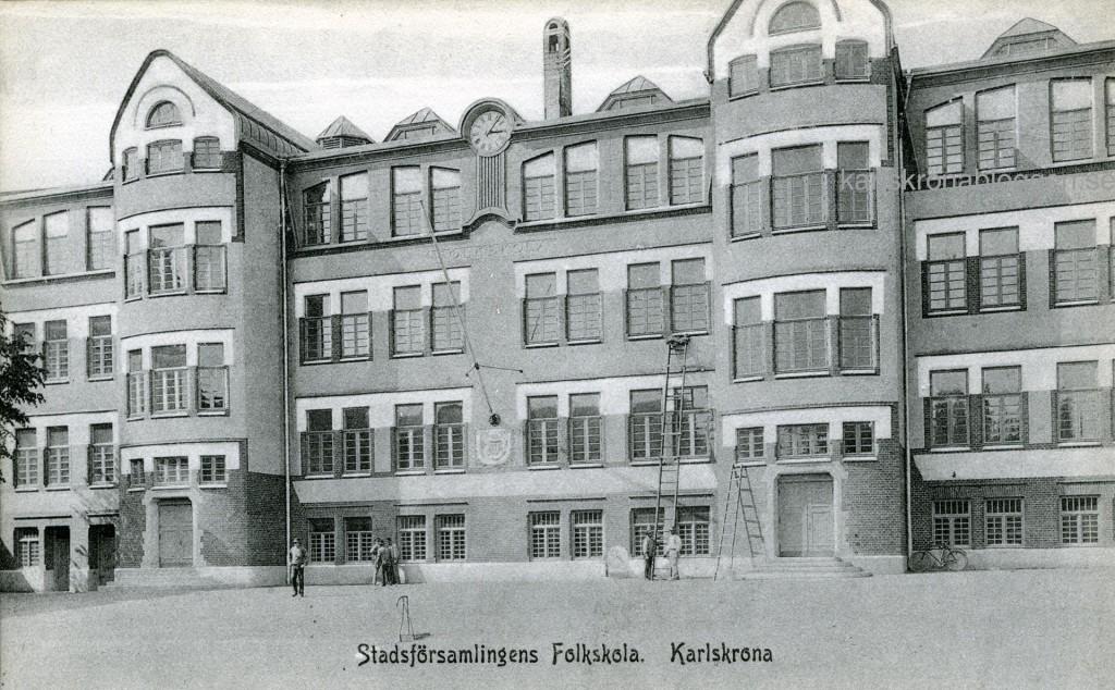 Stadsförsamlingens Folkskola