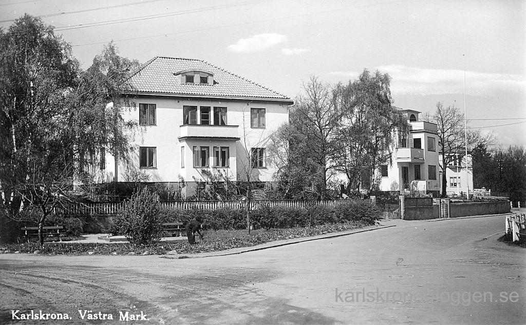 Från Bergåsa cirka 1940