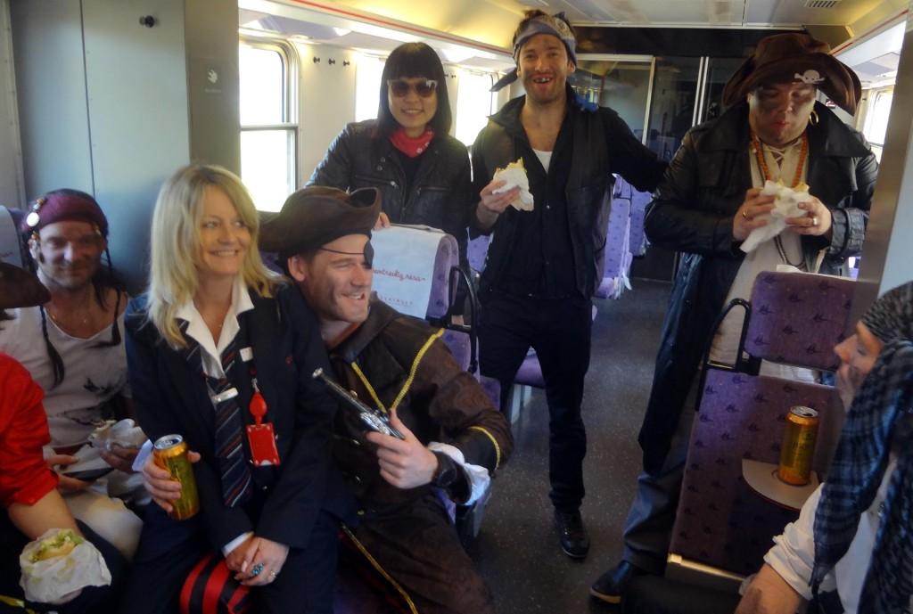 Sjörövare från Karlskrona på väg till Kalmar för svensexa