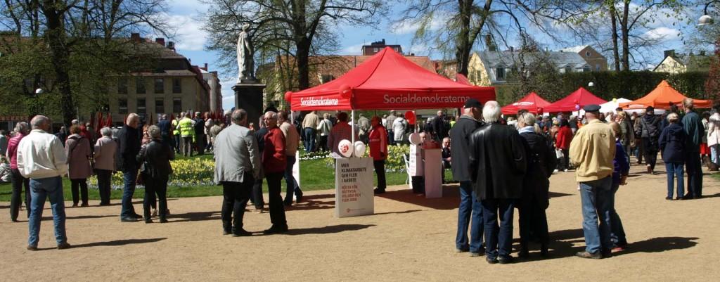 Socialdemokraterna i Hoglands park
