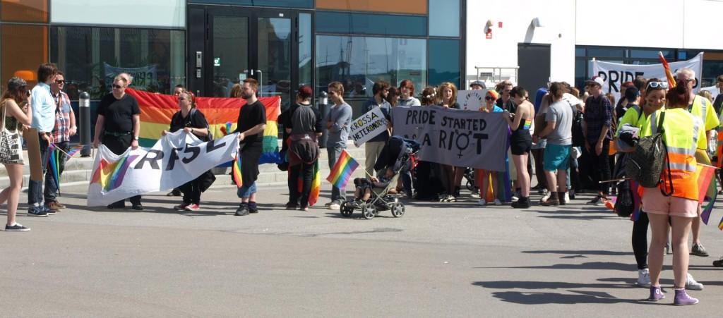 Succé för Karlskrona Pride!?