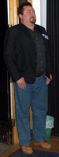 Mycket märklig dom mot Michael Hess i Blekinge Tingsrätt
